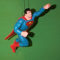 1993 Superman - NB Hallmark Ornament