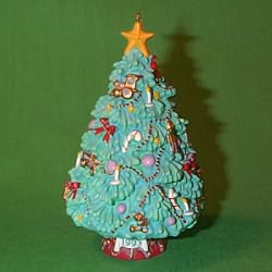 1993 Trimmed With Memories Hallmark Ornament