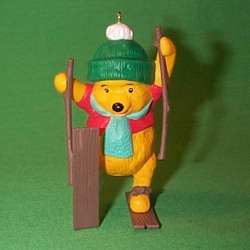 1993 Winnie The Pooh - Pooh Hallmark Ornament
