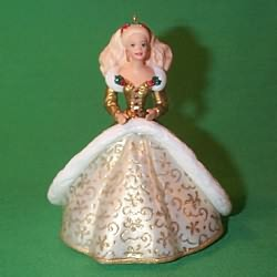 1994 Barbie - Holiday #2 Hallmark Ornament