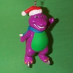1994 Barney Hallmark Ornament