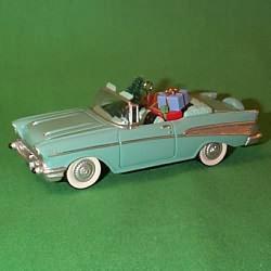 1994 Classic Cars #4 - 57 Chevy Hallmark Ornament