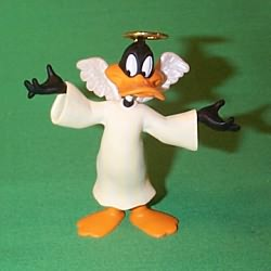 1994 Lt - Daffy Duck Hallmark Ornament