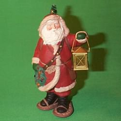 1994 Merry Olde Santa #5 Hallmark Ornament
