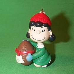 1994 Peanuts Gang #2 - Lucy Hallmark Ornament