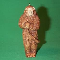 1994 Wizard Of Oz - Lion Hallmark Ornament