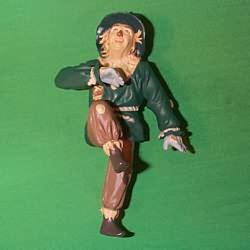 1994 Wizard Of Oz - Scarecrow Hallmark Ornament
