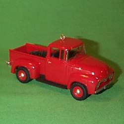 1995 All American Trucks #1 - 1956 Ford Hallmark Ornament