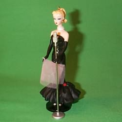 1995 Barbie - Debut #2 - Solo In The Spotlight Hallmark Ornament