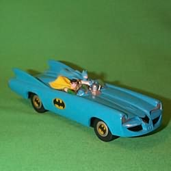1995 Batmobile Hallmark Ornament