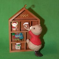 1995 Collecting Memories Hallmark Ornament