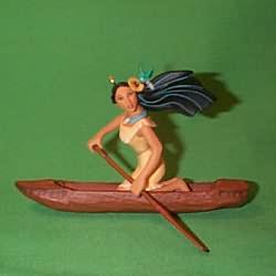 1995 Disney - Pocahontas Hallmark Ornament