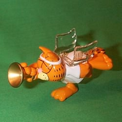 1995 Garfield Hallmark Ornament