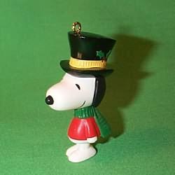 1995 Promo - Snoopy Hallmark Ornament