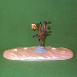 1995 Promo - Tree Base Hallmark Ornament