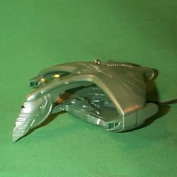 1995 Star Trek #5 - Romulan Warbird Hallmark Ornament