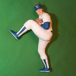 1996 Ballpark #1 - Nolan Ryan Hallmark Ornament