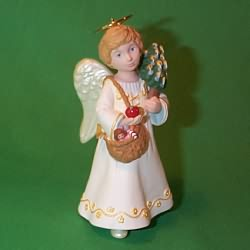 1996 Christmas Visitors #2 - Christkindl Hallmark Ornament
