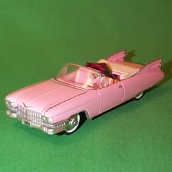1996 Classic Cars #6 - Cadillac Hallmark Ornament