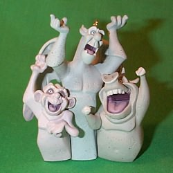 1996 Disney - Hunch - Gargoyles Hallmark Ornament