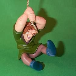 1996 Disney - Hunch - Quasimodo Hallmark Ornament