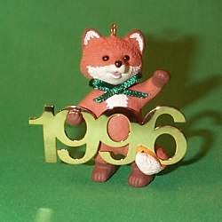 1996 Fabulous Decade #7 - Fox Hallmark Ornament