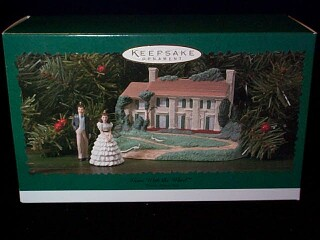 1996 Gone With The Wind - SDB Hallmark Ornament