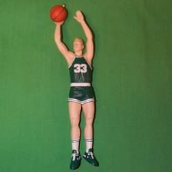 1996 Hoop Stars #2 - Larry Bird Hallmark Ornament