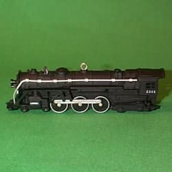 1996 Lionel Train #1 - 700 Hudson Locomotive - SDB Hallmark Ornament