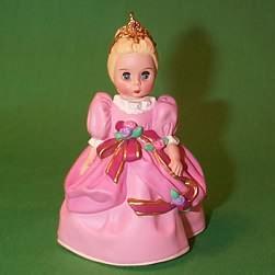 1996 Madame Alexander #1 - Cinderella Hallmark Ornament