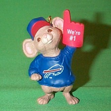 1996 Nfl - Buffalo Bills Hallmark Ornament