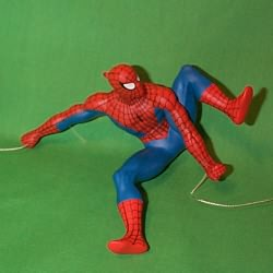 1996 Spiderman Hallmark Ornament