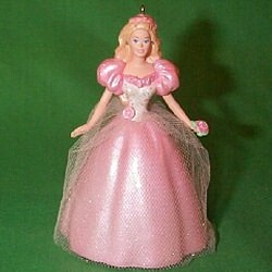1996 Springtime Barbie #2 Hallmark Ornament