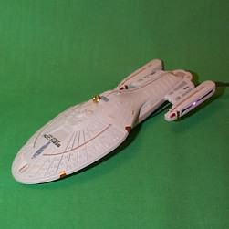 1996 Star Trek #6 - Voyager Hallmark Ornament
