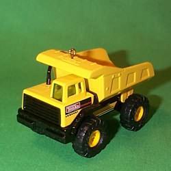 1996 Tonka - Dump Truck - SDB Hallmark Ornament