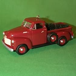 1997 All American Trucks #3 - 1953 Gmc Hallmark Ornament