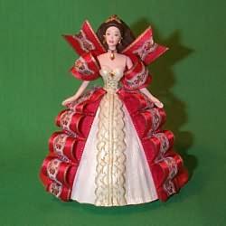 1997 Barbie - Holiday #5 Hallmark Ornament