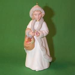 1997 Christmas Visitors #3f - Kolyada Hallmark Ornament