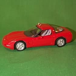 1997 Corvette Hallmark Ornament