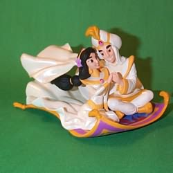 1997 Disney - Aladdin Hallmark Ornament