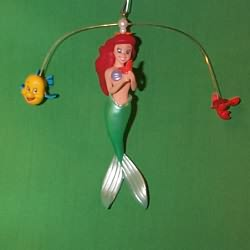1997 Disney - Ariel Hallmark Ornament