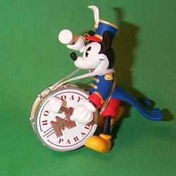 1997 Disney - Bandleader Mickey #1 Hallmark Ornament