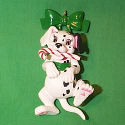 1997 Disney - Dalmations Hallmark Ornament