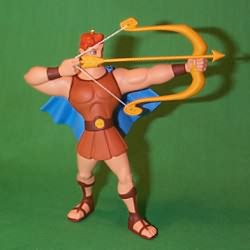 1997 Disney - Hercules Hallmark Ornament