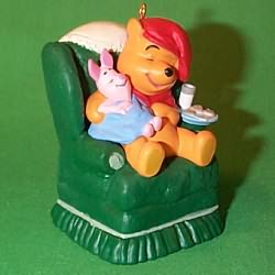 1997 Disney - Winnie The Pooh Hallmark Ornament