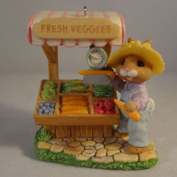 1997 Farmer's Market Hallmark Ornament