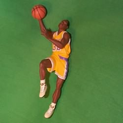 1997 Hoop Stars #3 - Magic Johnson Hallmark Ornament