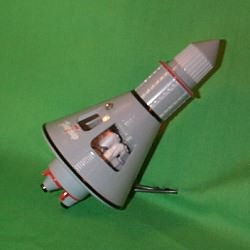 1997 Journey Into Space #2 - Friendship 7 Hallmark Ornament
