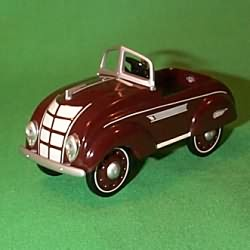 1997 Kiddie Car - Airflow Hallmark Ornament