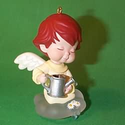 1997 Mary's Angels #10 - Daisy Hallmark Ornament